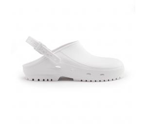 Schuzz-chaussure-sabot autoclavable SECU-sabot plastique pro-sabot medical-femme-blanc