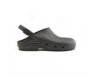Schuzz-chaussure-sabot autoclavable SECU-sabot plastique pro-sabot medical-homme-noir