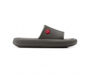 Schuzz-chaussure-claquette-homme-noir anthracite