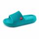 Schuzz-chaussure-claquette-femme-bleu petrole