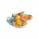 Schuzz-chaussure-sabot-globule-loisirs-extérieur-sabot plastique-enfant-flower power