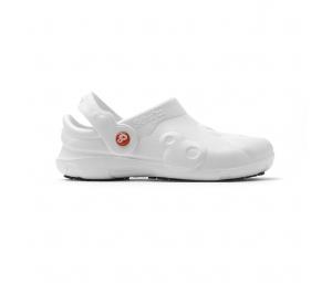 Schuzz-chaussure-sabot pro-sabot plastique-homme-infirmier-blanc