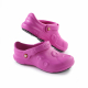 Schuzz-chaussure-sabot pro-infirmiere-sabot plastique-femme-fuschia