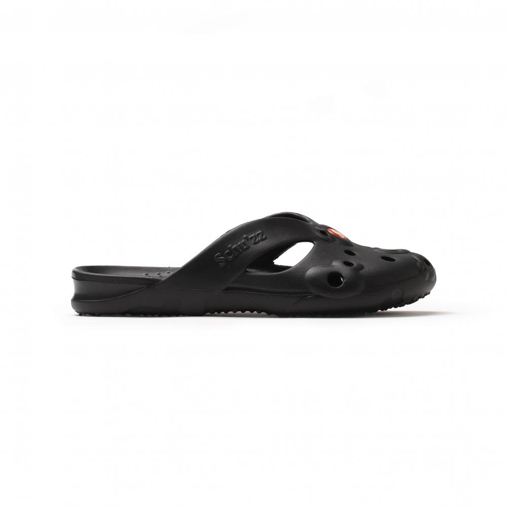 Noir Schu  ZZ Chaussures de Travail Mule pour Femmes