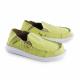 Schuzz-chaussure-mocassin-Cesar-loisirs-chaussure toile-homme-vert anis