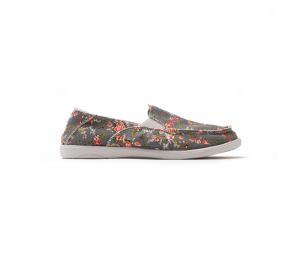Schuzz-chaussure-mocassin-Rosalie-loisirs-chaussure toile-femme-liberty gris