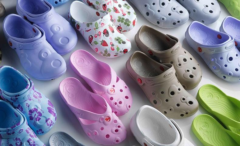 Types de chaussures